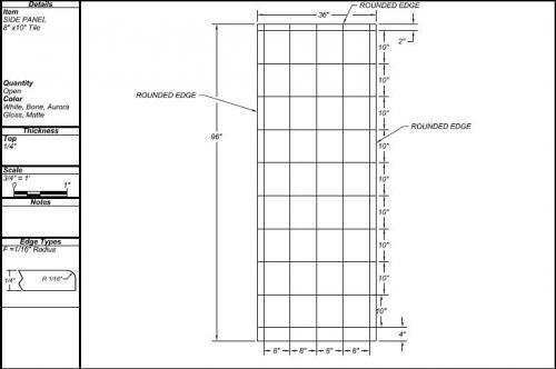 Side Panel 96 x 36 (9) Model(1)1