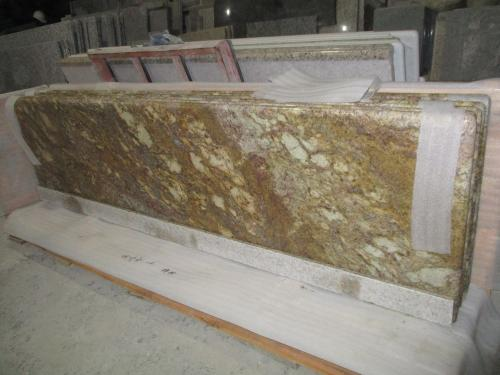 South Africa Gold (Dark) Granite cut to size