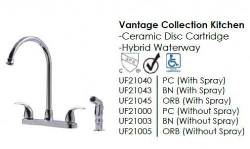 UF 21000 Bar Faucet