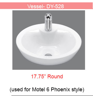 Motel 6 style DY-528
