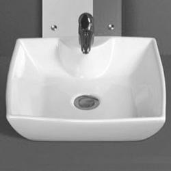 vessel rect faucet154