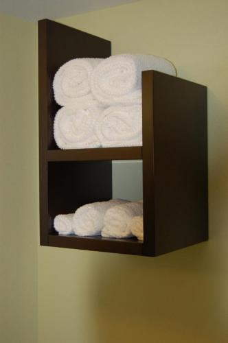 Towel Cubby